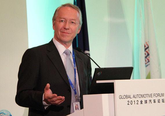 德国工业协会主席 Dr・werner schnappauf