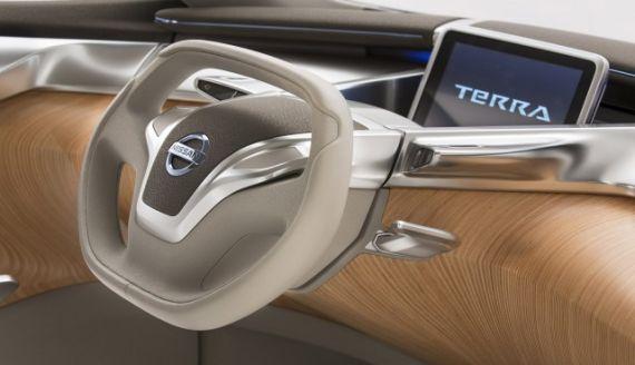 全新日产Terra氢燃料概念车