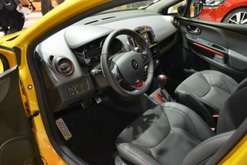 全新雷诺Clio RS 200巴黎车展首发