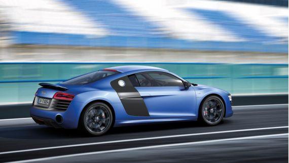 新一代奥迪R8细节曝光 预计2014年底发布