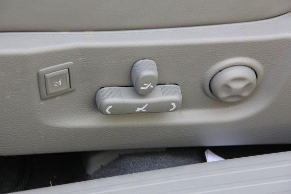 前座电控系统控制盘