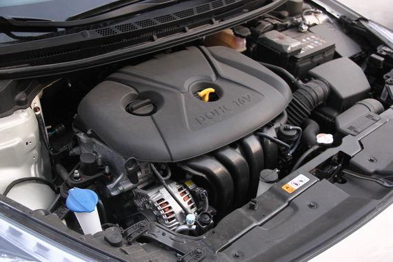 K3 1.8L Nu发动机