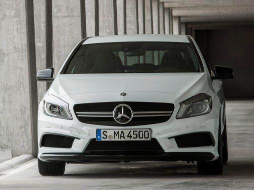 Mercedes-Benz A45 AMG 10