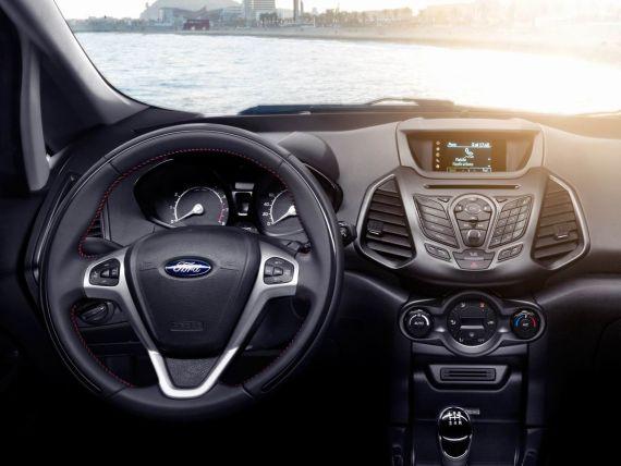 福特发布欧洲版翼搏 SYNC系统功能强大
