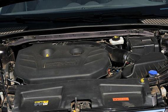 蒙迪欧搭载的2.0T发动机