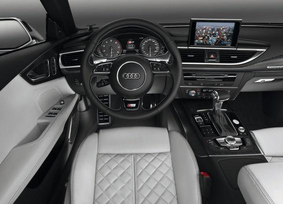 奥迪S7 Sportback