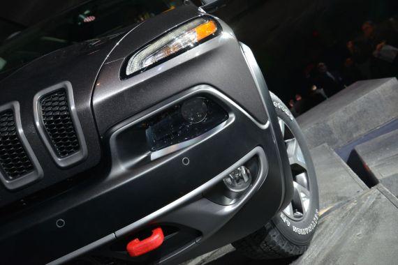 新款Jeep切诺基亮相纽约车展