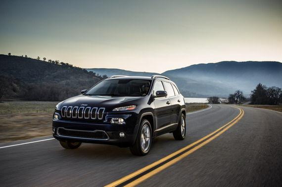 Jeep(R) Cherokee自由光