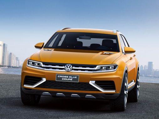 Volkswagen CrossBlue Coupe 08