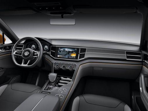 Volkswagen CrossBlue Coupe 16