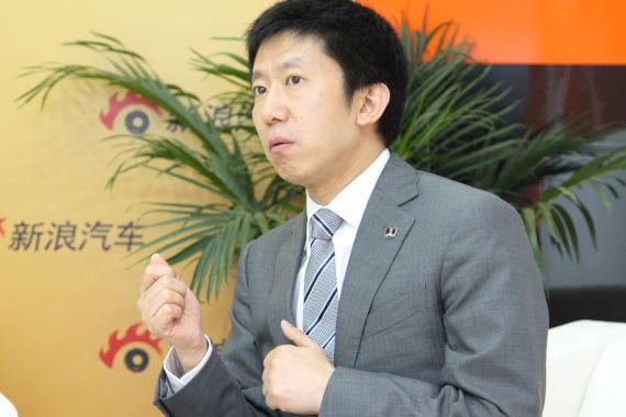 东风裕隆纳智捷销售总部的总部长单志东