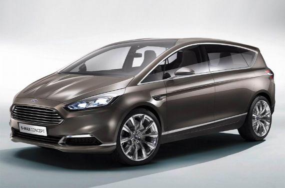 福特推出麦柯斯概念车 法兰克福车展首发