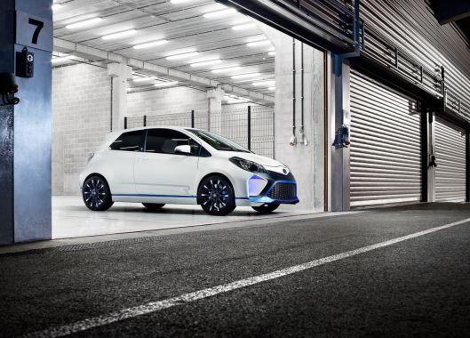 Toyota Yaris Hybrid-R Concept 10