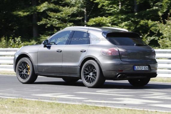 Porsche Macan Spy 05