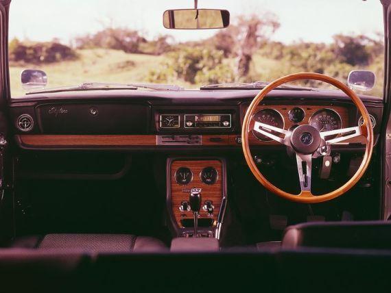 1968 Nissan Skyline 2000GT