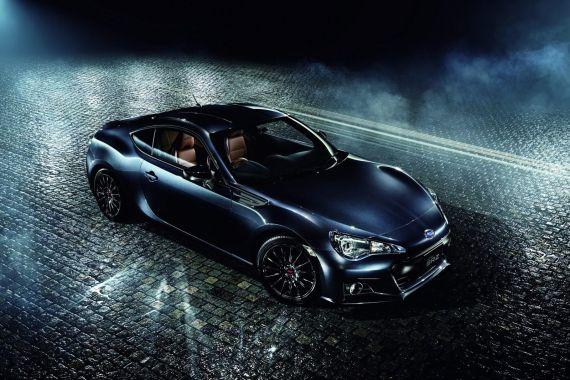 Subaru BRZ Premium Sport Edition 17