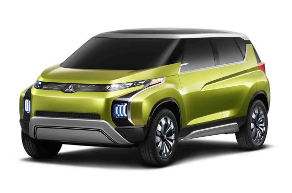 三菱Concept AR