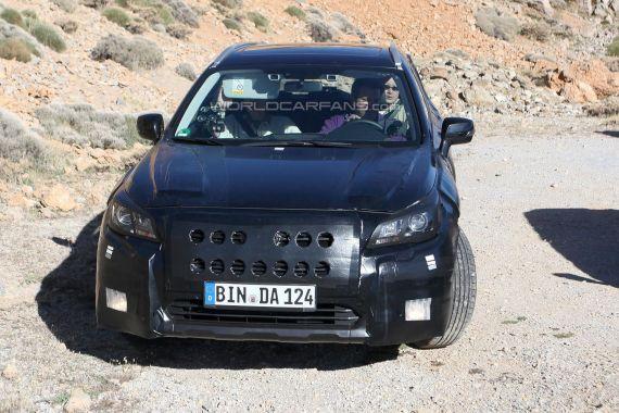 Subaru Legacy Spy 03