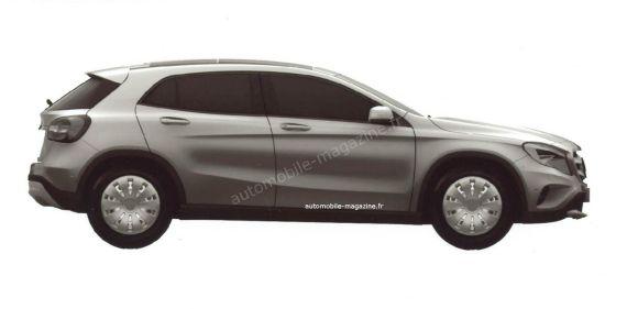 Mercedes-Benz GLA 180 CDI 03