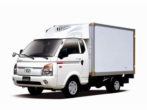 第三名 Hyundai Porter