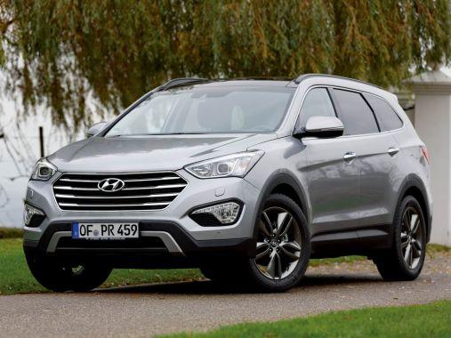 第六名 Hyundai Santa Fe