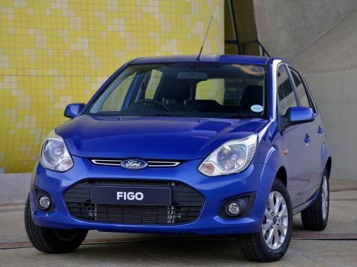 第八名 Ford Figo