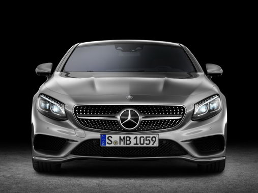 Mercedes-Benz S-Class Coupe 12