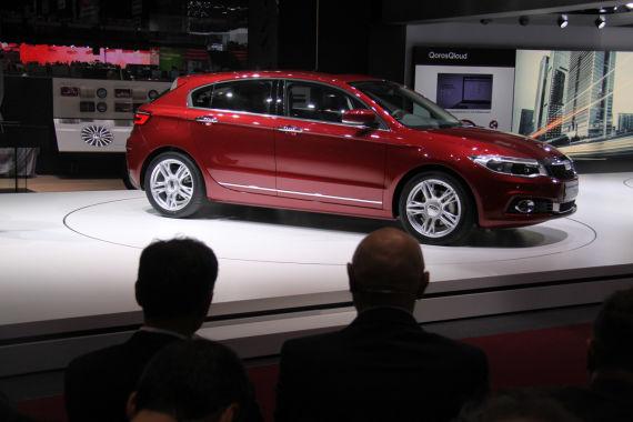 观致3五门版日内瓦车展全球首发