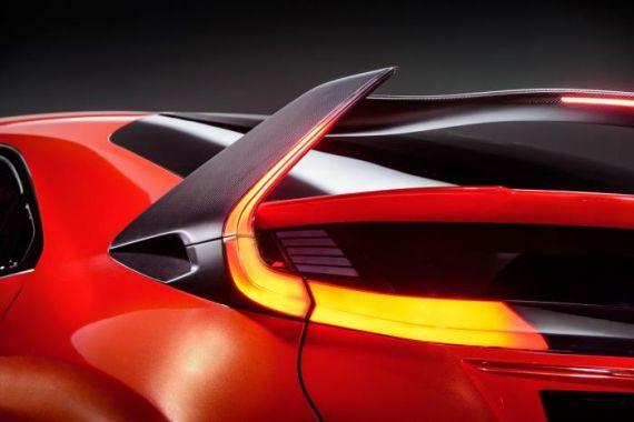 本田思域Type R概念车于日内瓦车展首发