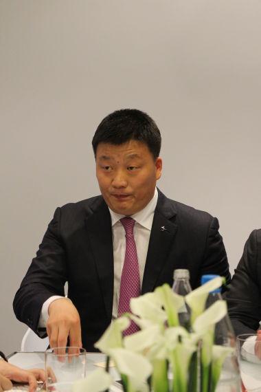 新浪汽车对话长安标致雪铁龙销售公司总经理 蔡建军