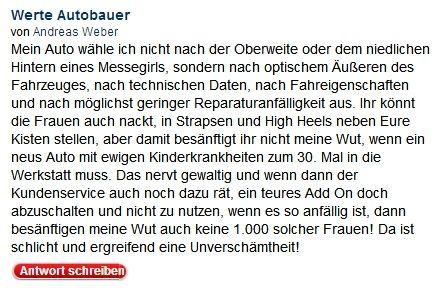 北京车展车模扎堆遭德国网友吐槽