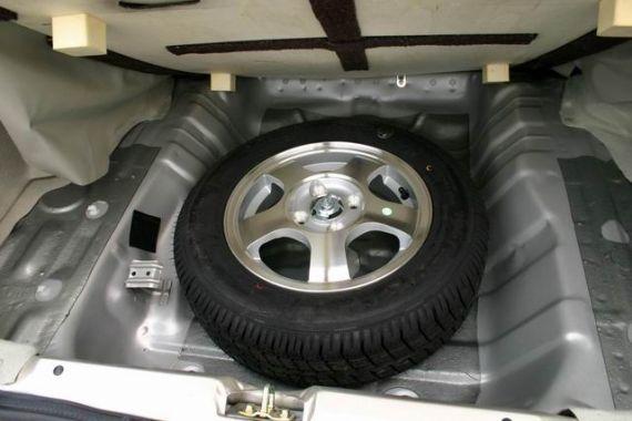 汽车备胎面临下岗