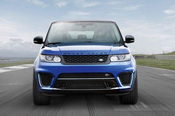 Range Rover Sport SVR 05