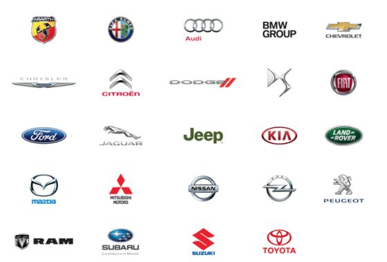 目前支持苹果CarPlay的汽车厂商