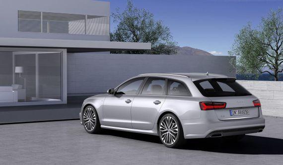 Audi A6 Avant Facelift 06