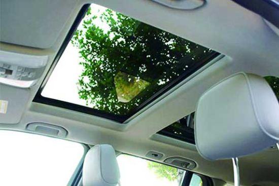养护天窗:滑轨和胶条是重点