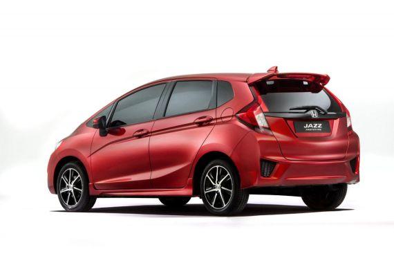 新款本田Jazz原型车