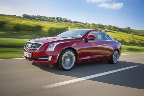 Cadillac ATS Coupe Euro-Spec 04