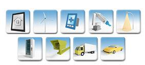 在德国电信的官方网站上 车联网作为M2M的一部分与智能医疗、智能电网等并列出现