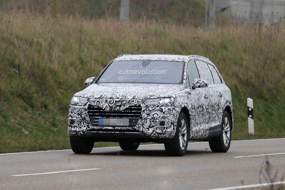 Audi Q7 Spy 01