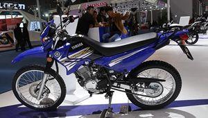 雅马哈XTZ125