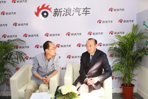 江淮乘用车营销公司副总经理李建华