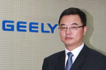 原吉利控股副总裁、吉利汽车销售公司总经理孙晓东