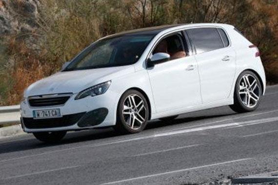 标致308 GTi明年上市 马力达270匹