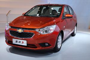 视频:2014广州车展热点新车之新赛欧