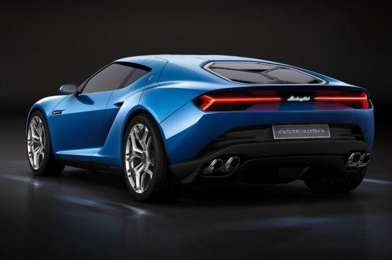 Lamborghini Asterion concept 02