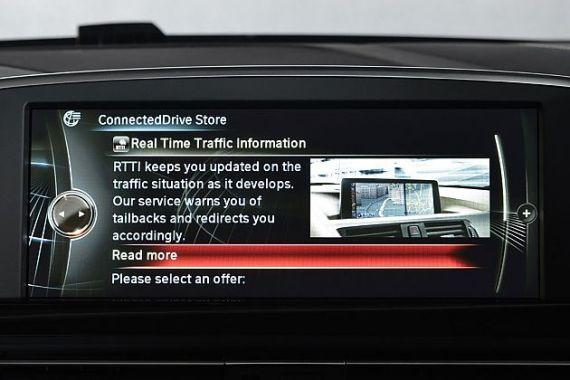 宝马发布的ConnectedDrive Store让车辆下载APP成为可能
