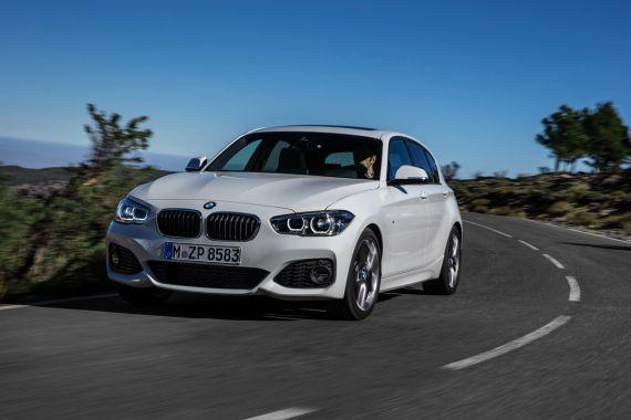 新BMW 1系