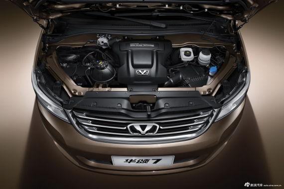 华颂7安装BMW授权的2.0T引擎