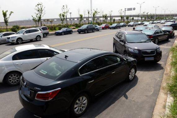 停车被堵找不到车主怎么办